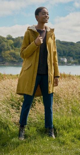 Seasalt Coats